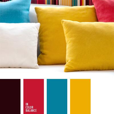 Paleta kolorów nr 114