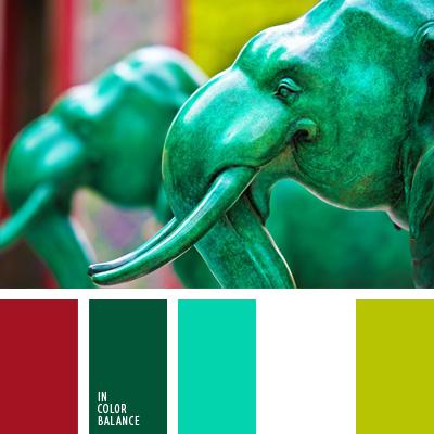 Paleta kolorów nr 139
