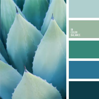 Paleta kolorów nr 157