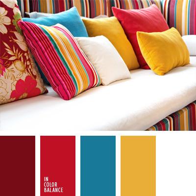 Paleta kolorów nr 166