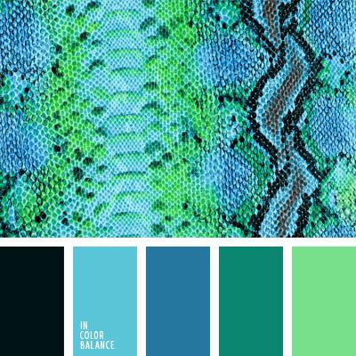 Paleta kolorów nr 172