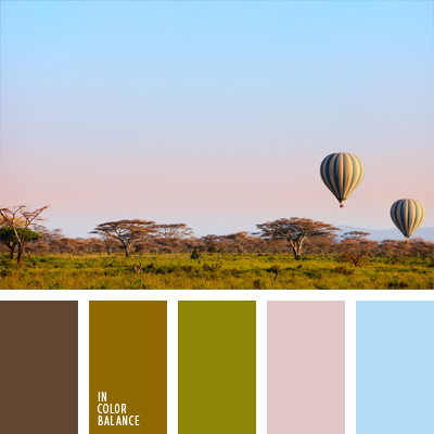 Paleta kolorów nr 244