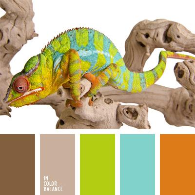 Paleta kolorów nr 252