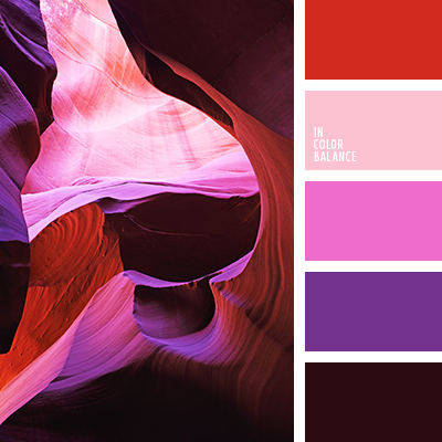 Paleta kolorów nr 1664