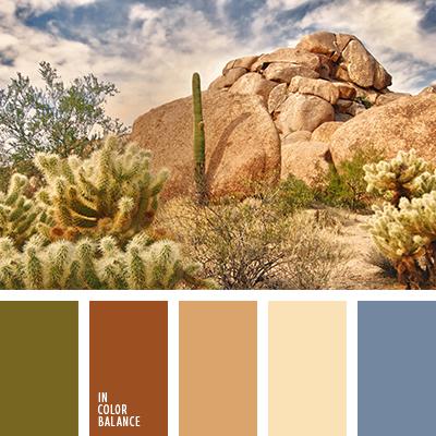 Paleta kolorów nr 2161