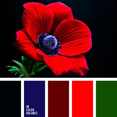 Paleta kolorów nr 2911