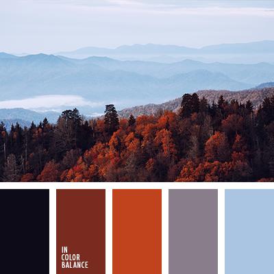 Paleta kolorów nr 2929