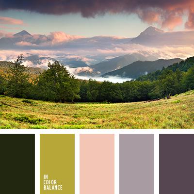 Paleta kolorów nr 2955