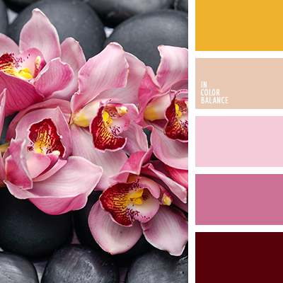 Paleta kolorów nr 2958