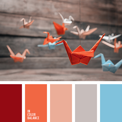 Paleta kolorów nr 2967