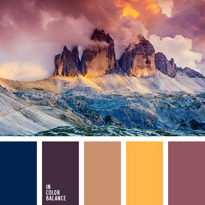 Paleta kolorów nr 2971