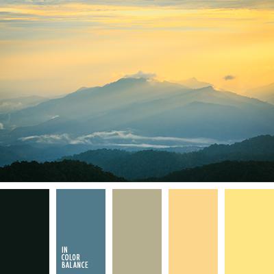 Paleta kolorów nr 2975