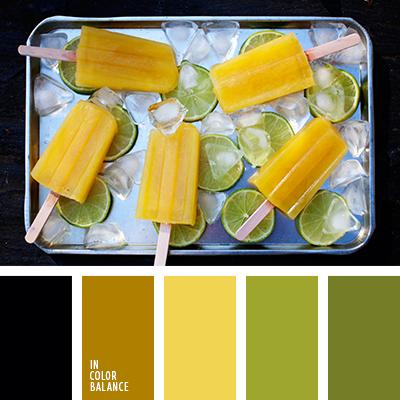 Paleta kolorów nr 3110