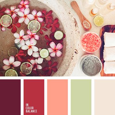 Paleta kolorów nr 3878