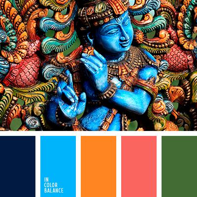 Paleta kolorów nr 3915