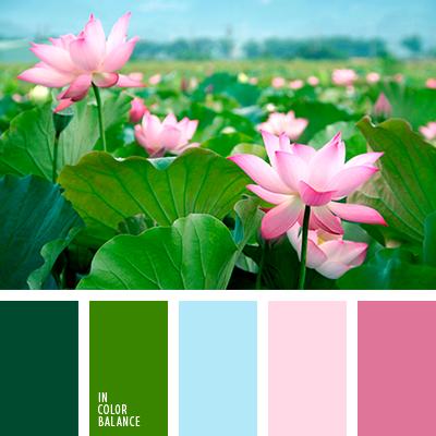 Paleta kolorów nr 3919