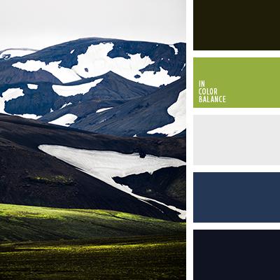 Paleta kolorów nr 4146