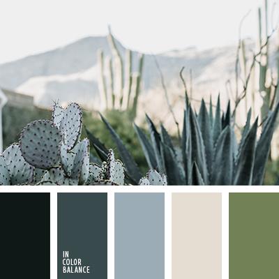 Paleta kolorów nr 4191