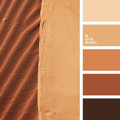 Paleta kolorów nr 4317