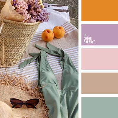 Paleta kolorów nr 4321